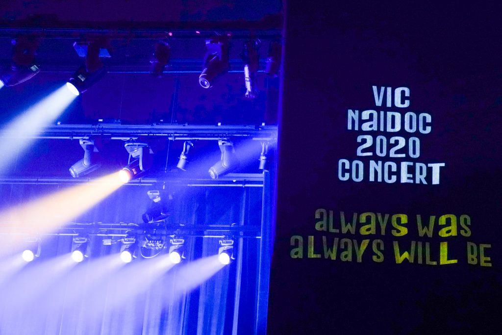 NAIDOC 2020 Photo Kathy Chambers